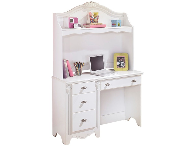 Signature Design By Ashley Bedroom Exquisite Desk And Hutch B188b1 Markson S Furniture