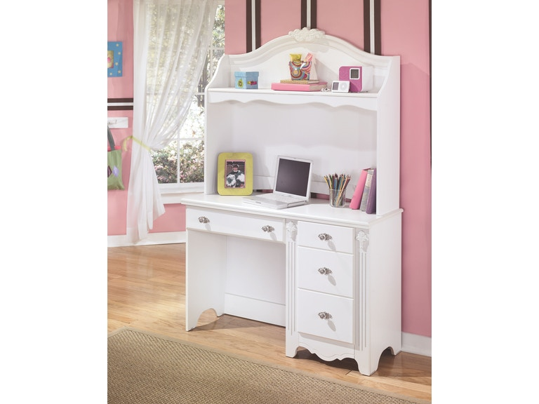 Signature Design By Ashley Youth Bedroom Desk Hutch B188
