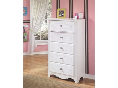 Signature Design by Ashley Five Drawer Chest B188-46