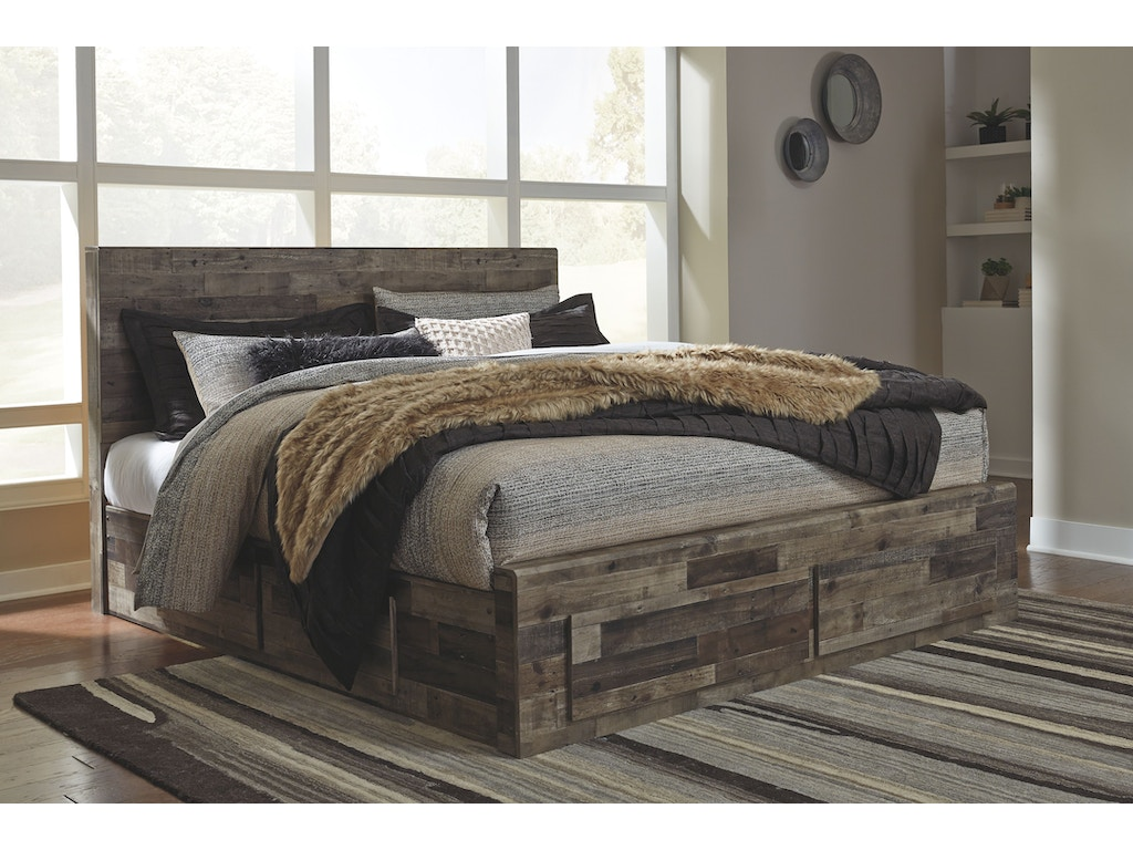 Signature Design By Ashley Bedroom Queen/King Under Bed