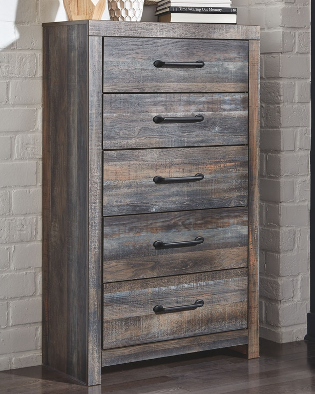 Signature Design By Ashley Bedroom Drystan Chest Of
