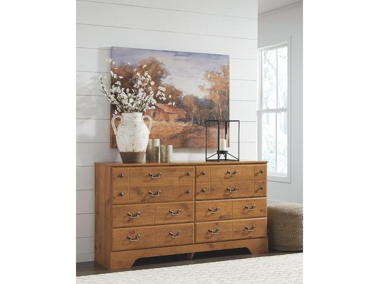 Signature Design By Ashley Bedroom Dresser B219 31 Davis Furniture