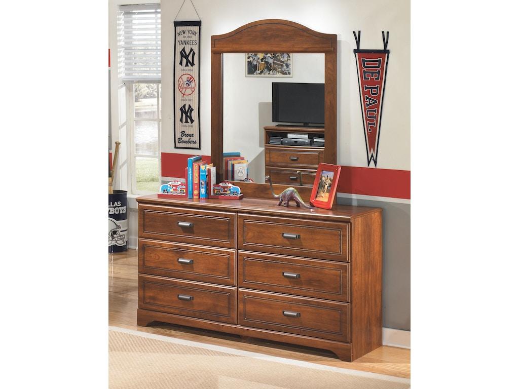 Signature Design By Ashley Bedroom Dresser B228 21 Furnitureland Delmar Delaware