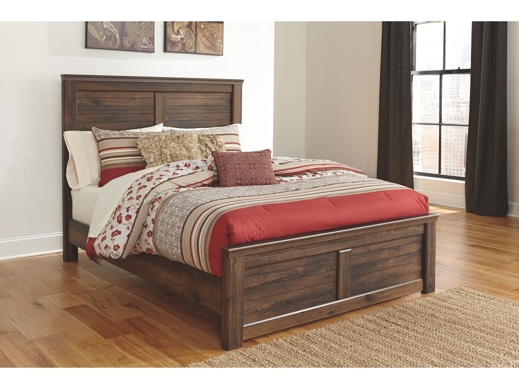 Signature Design By Ashley Bedroom Queen Panel Footboard B246 54 Simply Discount