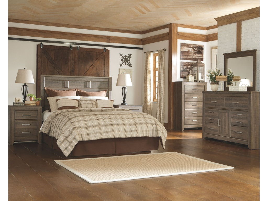 Signature design by ashley bedroom queen panel headboard - Ashley furniture pheasant run bedroom set ...