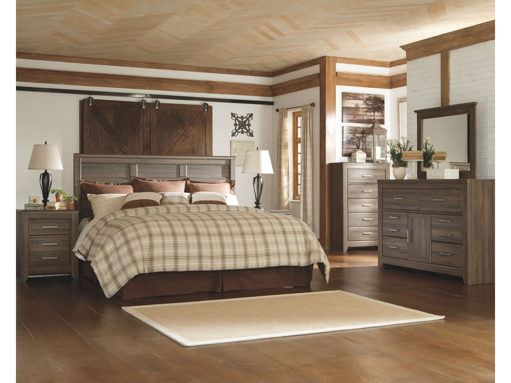 signature designashley juararo 5pc king bedroom set
