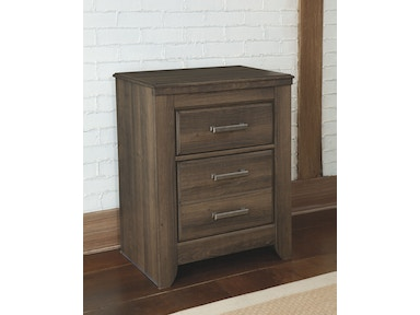 Signature Design by Ashley Two Drawer Night Stand B251-92