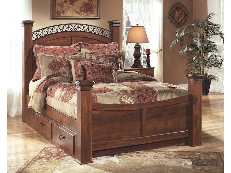 Signature Design By Ashley Under Bed Storage B258 60