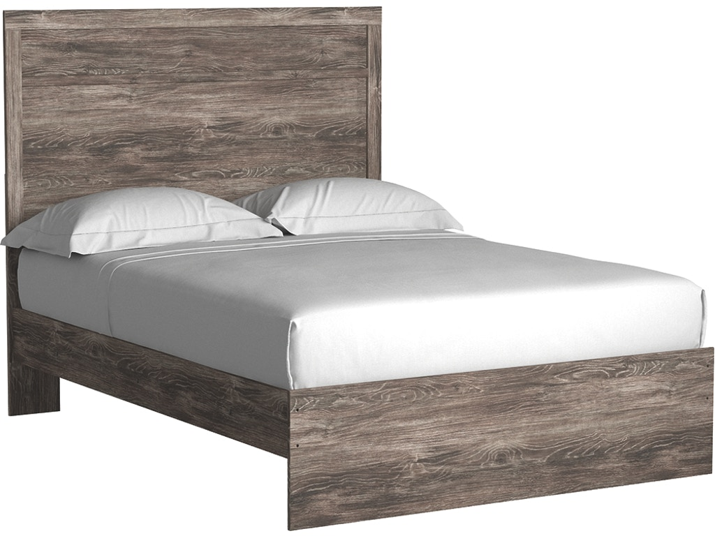 Signature Design By Ashley Bedroom Ralinksi Full Panel Bed B2587b4 Flag City Furniture And