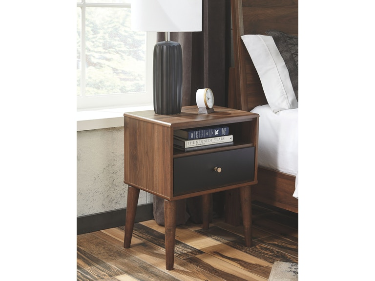 Signature Design By Ashley Bedroom One Drawer Night Stand B292 91