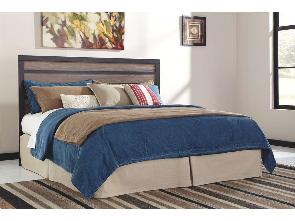 Signature Design By Ashley Bedroom King Panel Headboard B325 58 Indian River Furniture