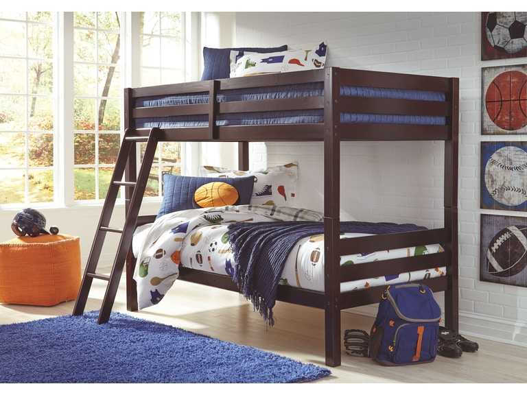 Signature Design By Ashley Twin Twin Bunk Bed W Ladder On Sale At