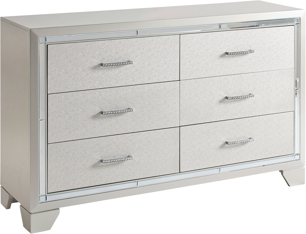 Ashley Bedroom Lonnix Dresser B410 21