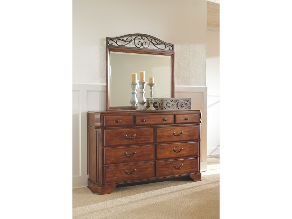 Signature design by ashley bedroom dresser b429 31 smith for American signature furniture locations pa