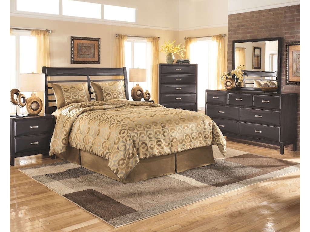 Signature Design By Ashley Kira 5 Pc Queen Bedroom On Sale At Elgin Furniture Stores In Euclid