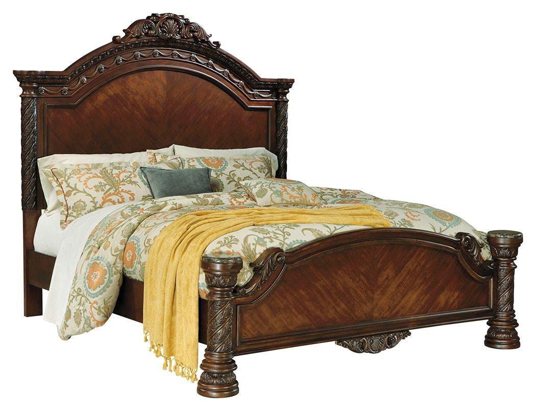 Millennium Bedroom North Shore California King Panel Bed B553b23 Furniture And Rug Depot