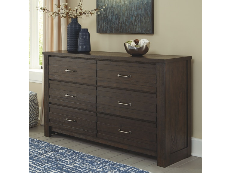 Signature Design By Ashley Bedroom Dresser B574 31 Pittsfield