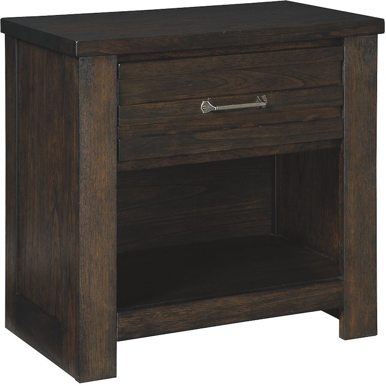 Designer Discount Furniture: Signature Design By Ashley Bedroom Darbry Nightstand B574