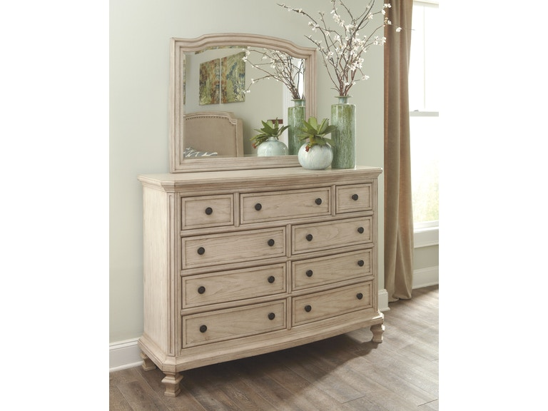 Signature Design By Ashley Bedroom Dresser B693 31 Sides Furniture