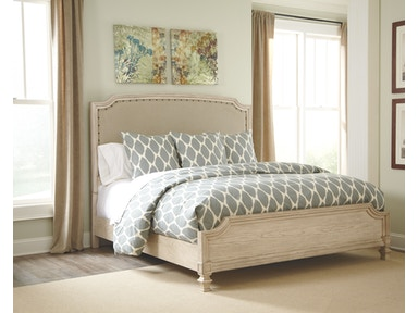 Signature Design by Ashley Demarlos Upholstered Bed (Queen) B693-QUEEN BED