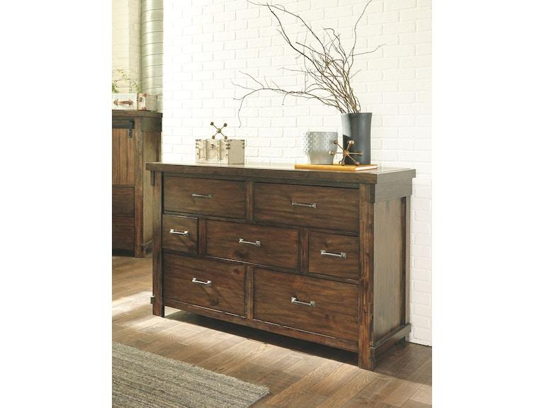 Signature Design By Ashley Bedroom Dresser B718 31 Furniture