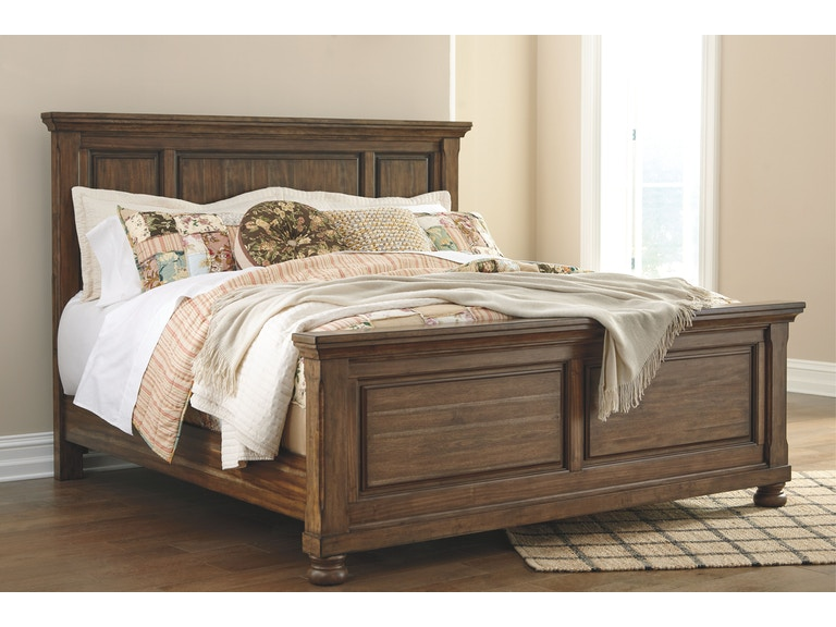 Signature Design By Ashley Bedroom Queen Panel Footboard B719 54