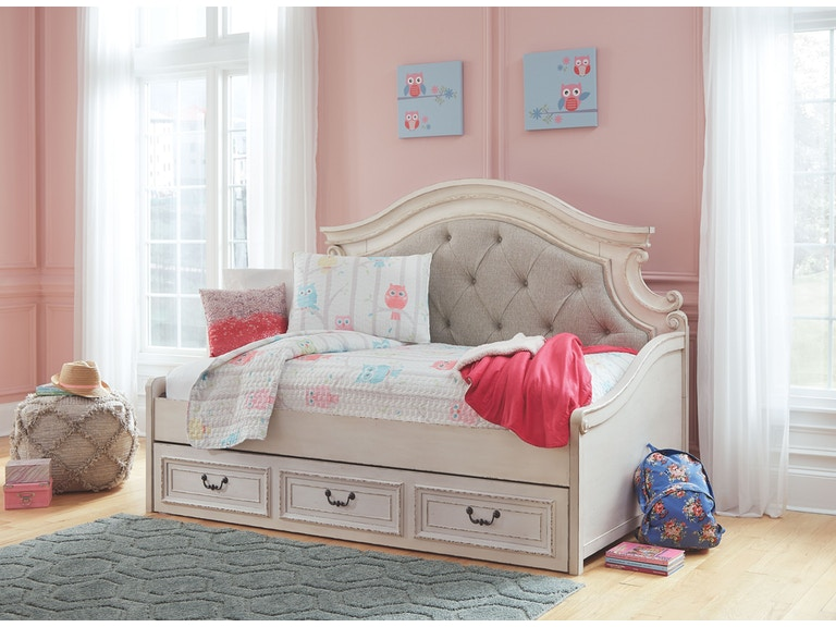 Signature Design By Ashley Bedroom Day Bed Storage Frazier And Son