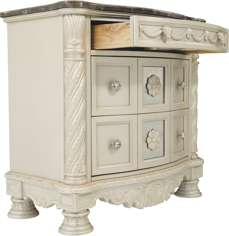 Ashley Furniture Nh: Signature Design By Ashley Bedroom Cassimore Nightstand