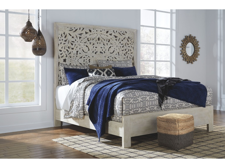Signature Design By Ashley Bedroom King/Cal King Panel