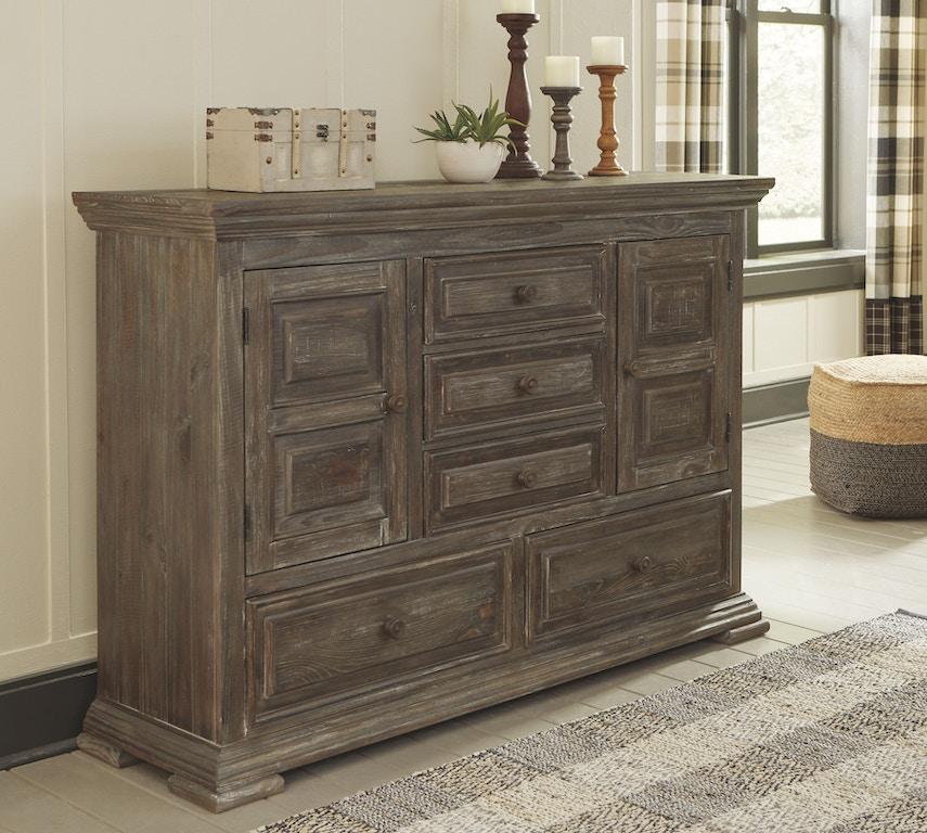 Signature Design By Ashley Bedroom Wyndahl Dresser B813-31