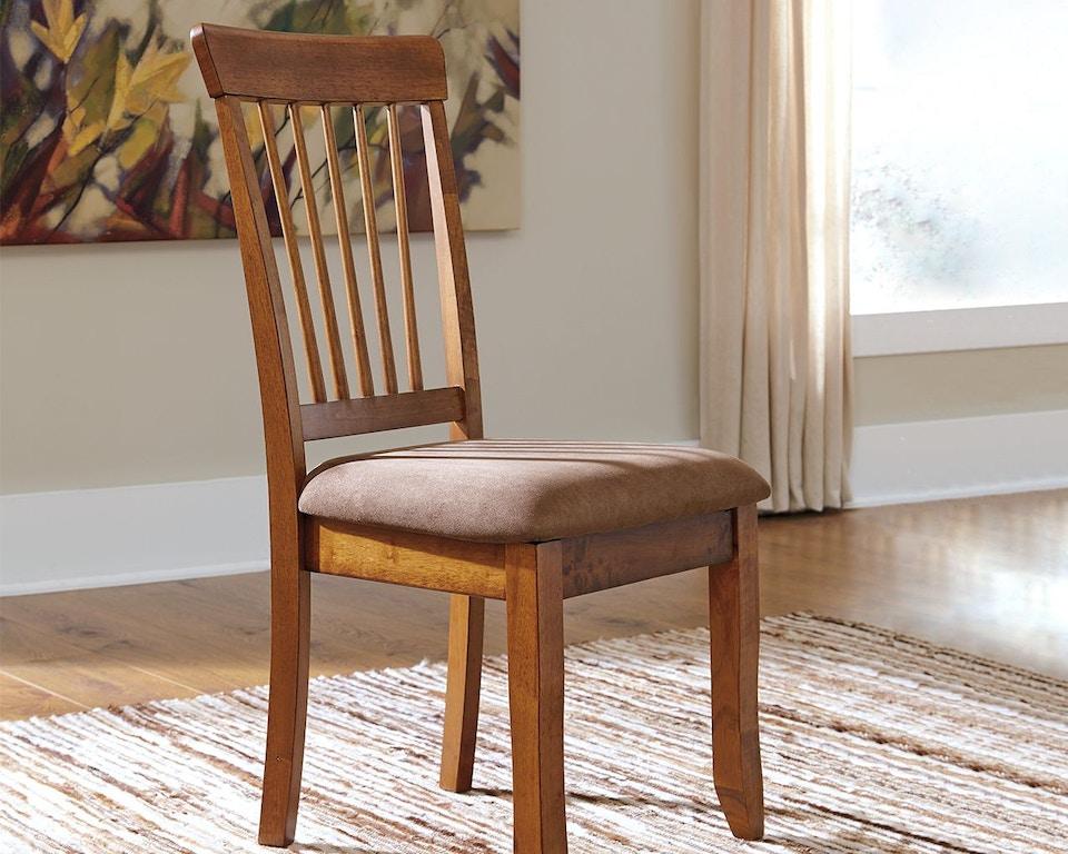 Ashley Berringer Dining Room Chair D199 01 Pittsfield