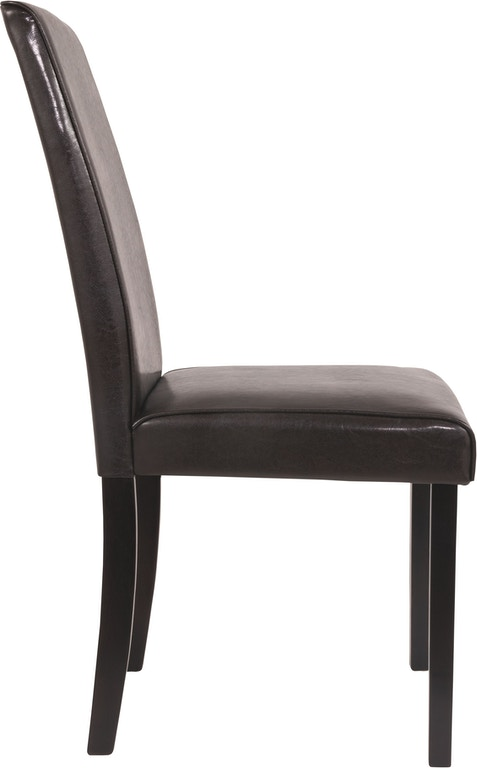 Signature Design By Ashley Kimonte Dining Room Chair D250