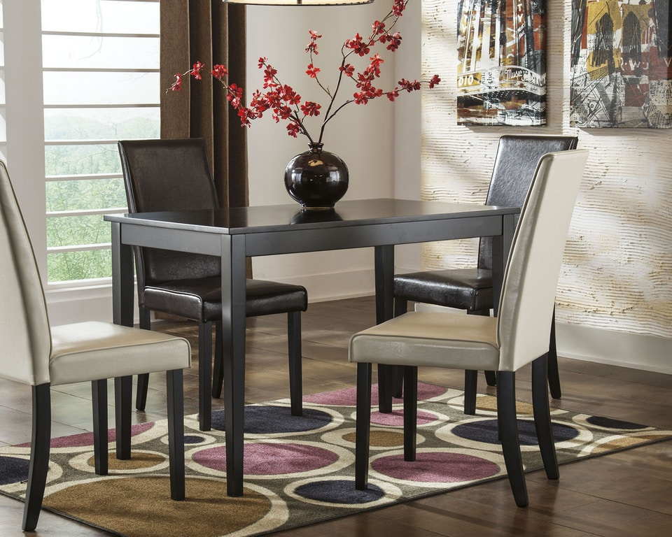 Ashley S Nest Decorating A Dining Room: Signature Design By Ashley Kimonte Dining Room Table D250