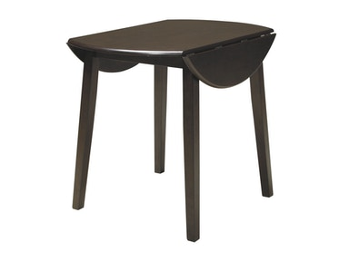 Signature Design by Ashley Round DRM Drop Leaf Table D310-15
