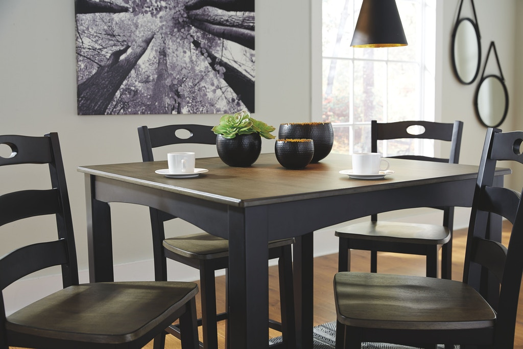 Signature Design By Ashley Froshburg Counter Height Dining