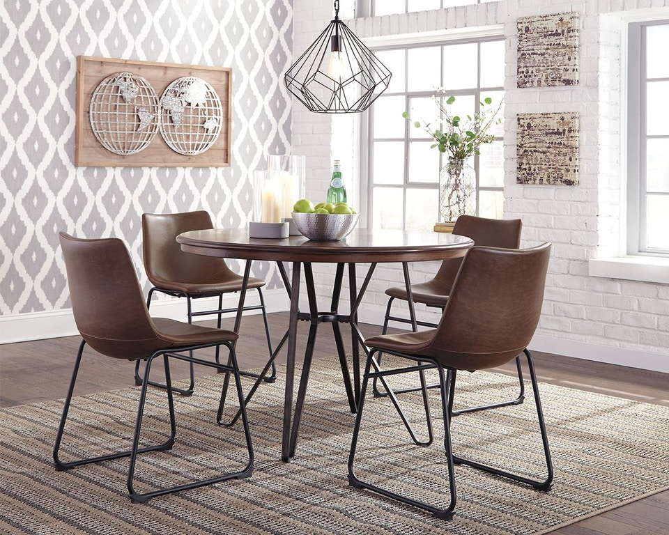 Ashley S Nest Decorating A Dining Room: Signature Design By Ashley Centiar Dining Room Table D372