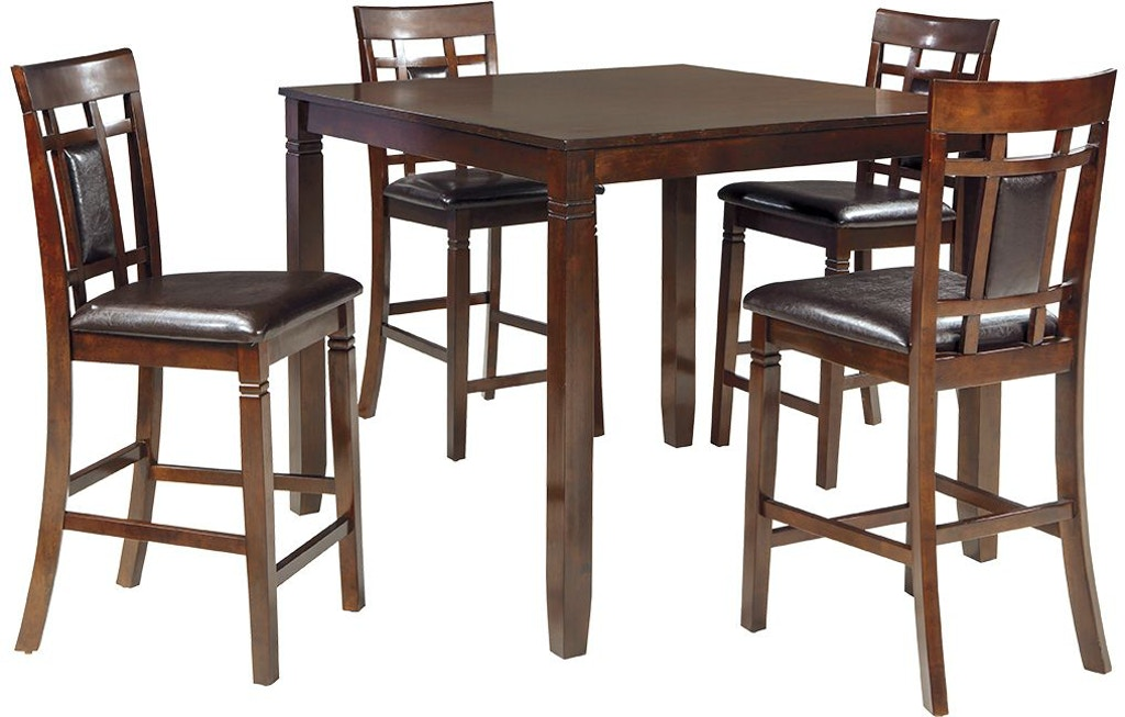 Shop Our 5 Pc Pub Dining Set By Signature Design By Ashley D384