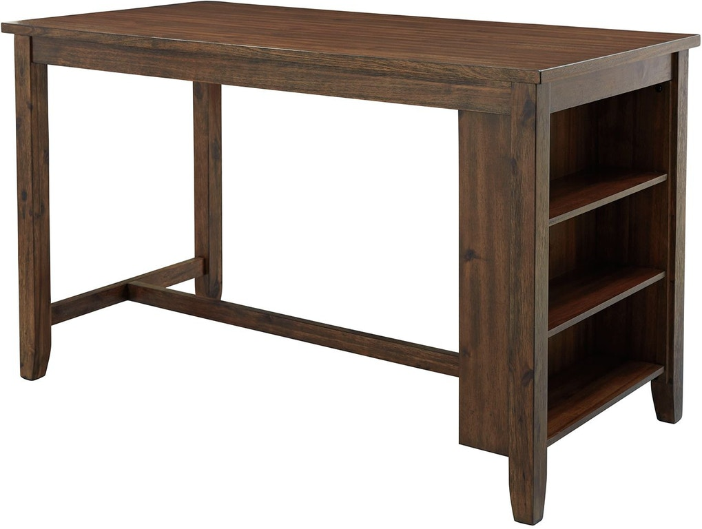 Benchcraft Chaleny Counter Height Dining Room Table D392 42 Markson S Furniture Rochester Ny