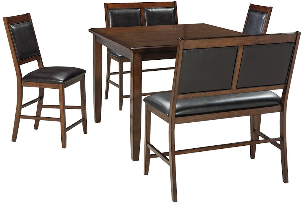 Signature Design By Ashley Meredy Counter Height Dining