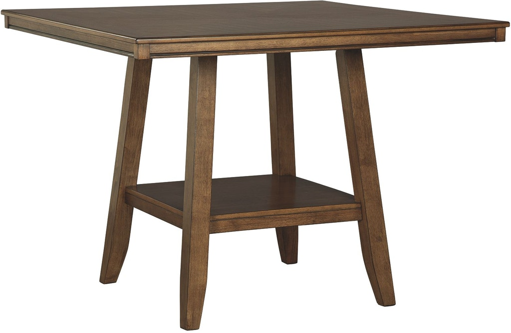 Benchcraft Glennox Counter Height Dining Room Table
