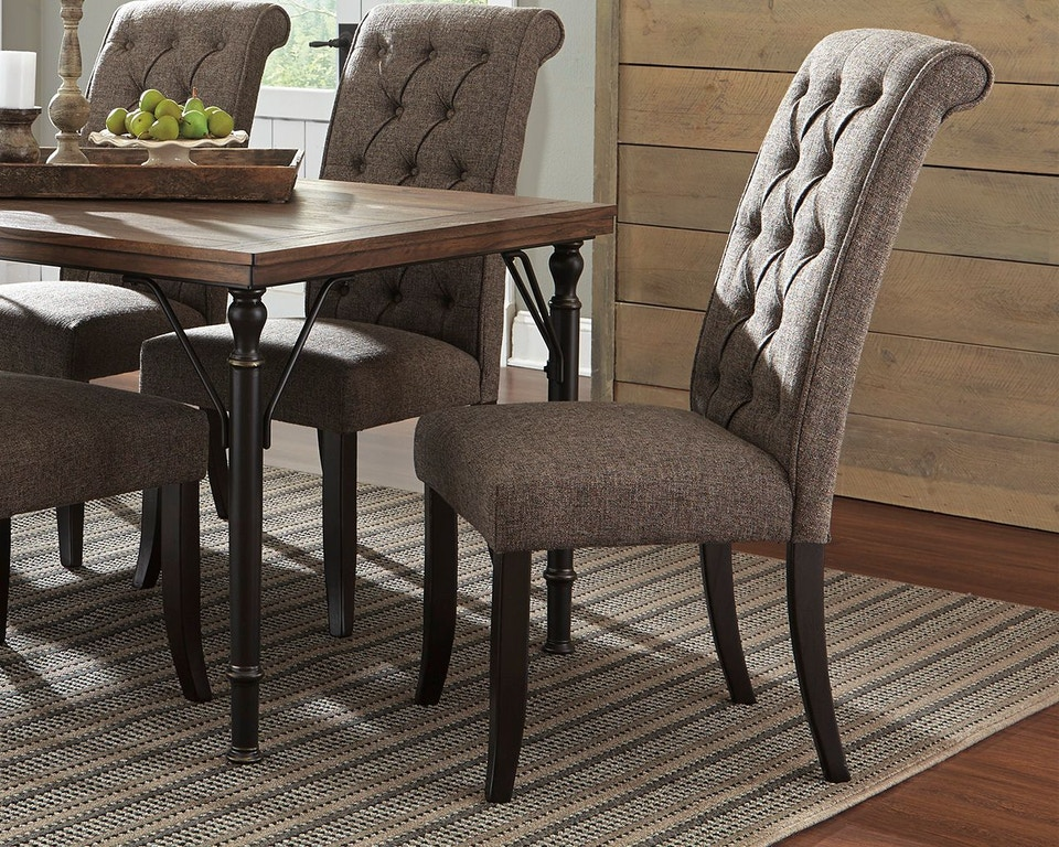 Dining Room Side Chairs Elegant Seating: Signature Design By Ashley Dining Room Tripton Dining UPH
