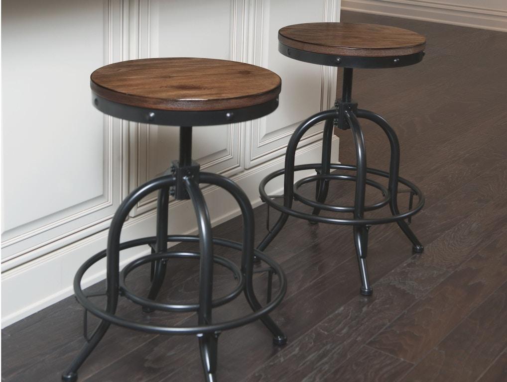 Amazing Pinnadel Counter Height Bar Stool Machost Co Dining Chair Design Ideas Machostcouk