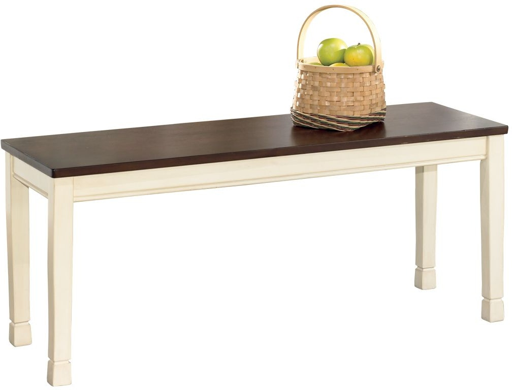 Astounding Shop Our Whitesburg Dining Room Bench By Signature Design By Interior Design Ideas Apansoteloinfo
