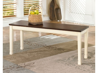 Signature Design by Ashley Large Dining Room Bench D583-00