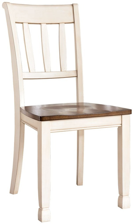 Remarkable Signature Design By Ashley Whitesburg Dining Room Chair D583 Interior Design Ideas Apansoteloinfo