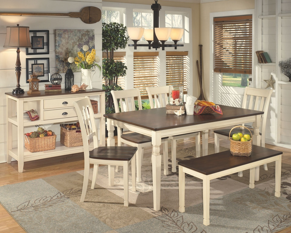 Ashley S Nest Decorating A Dining Room: Signature Design By Ashley Whitesburg Dining Room Server