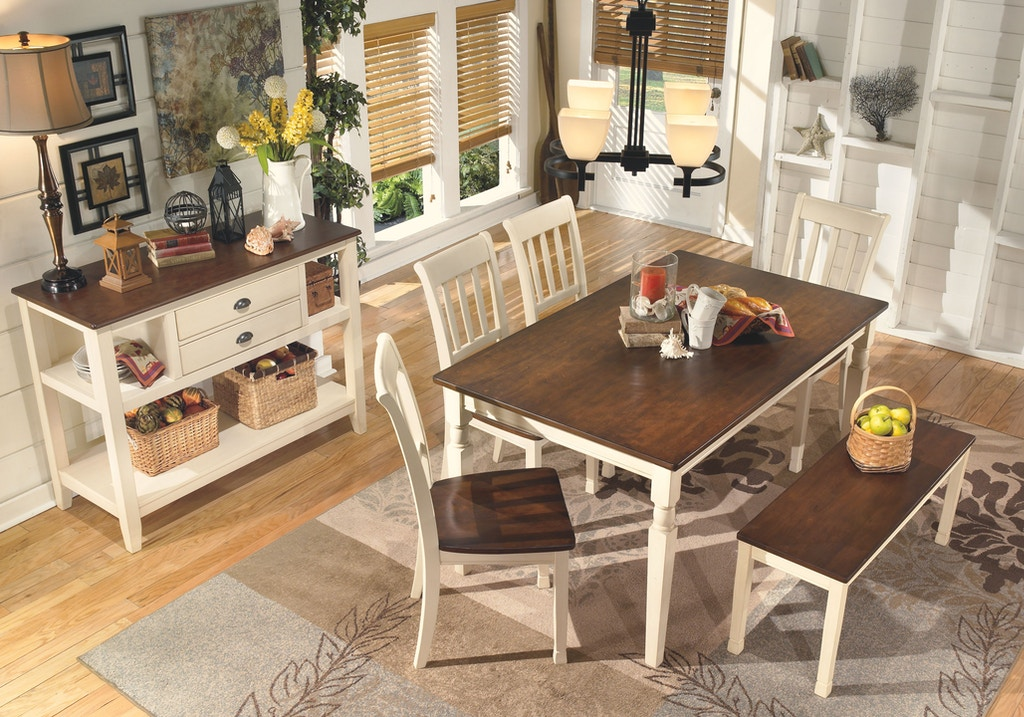 Ashley S Nest Decorating A Dining Room: Signature Design By Ashley Whitesburg Dining Room Table