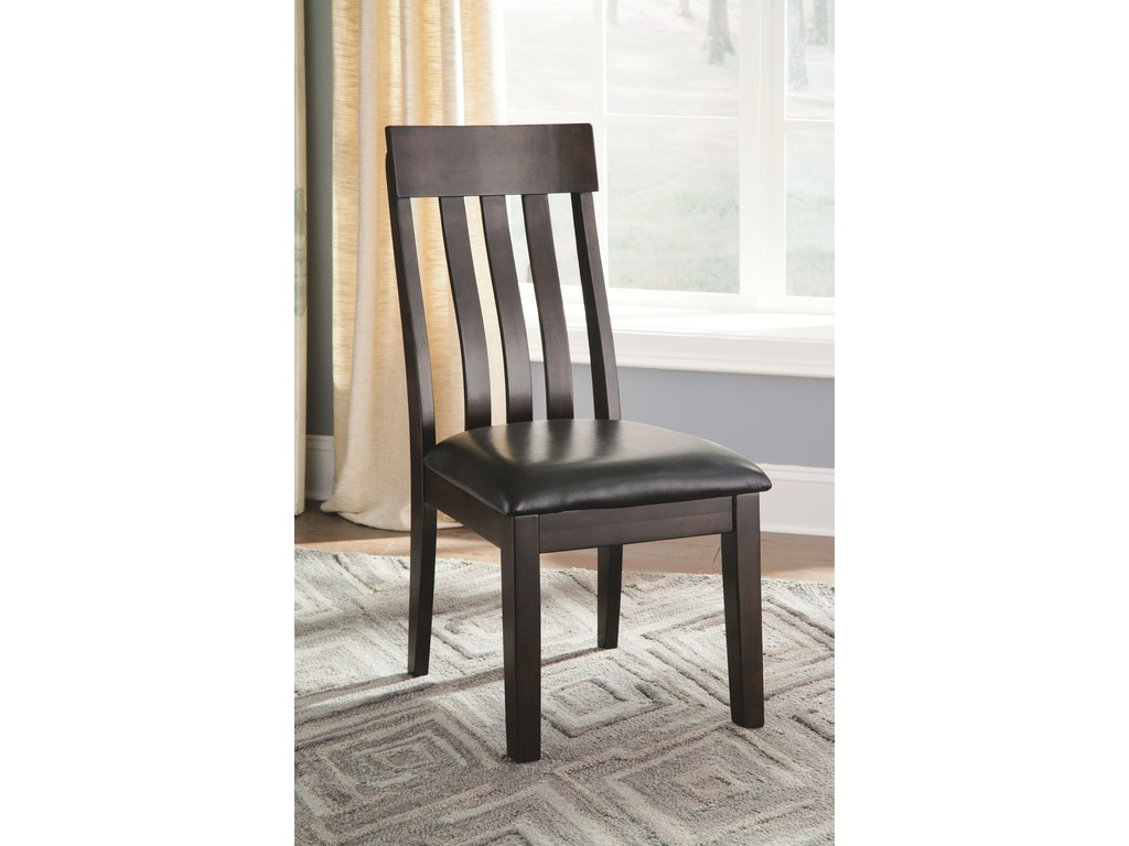 Signature Design By Ashley Dining UPH Side Chair (2/CN) On Sale At Elgin Furniture Stores In