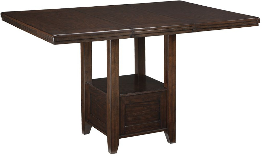 Incredible Signature Design By Ashley Haddigan Counter Height Dining Machost Co Dining Chair Design Ideas Machostcouk