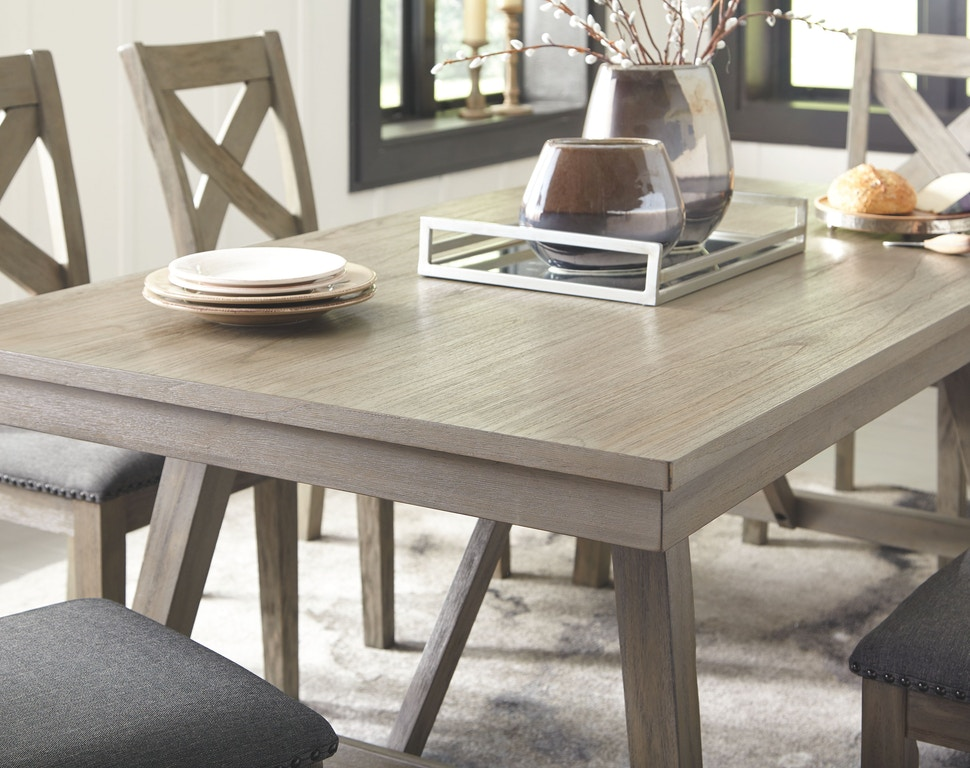 Signature Design By Ashley Aldwin Dining Room Table Frazier